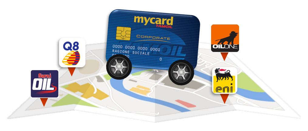 mycard Tamoil Corporate
